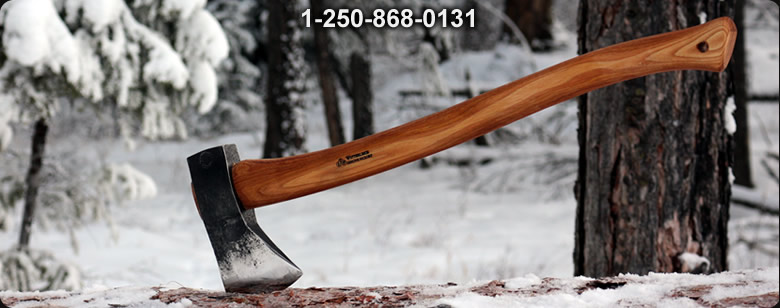 All Wetterlings Axes - Bushcraft Canada