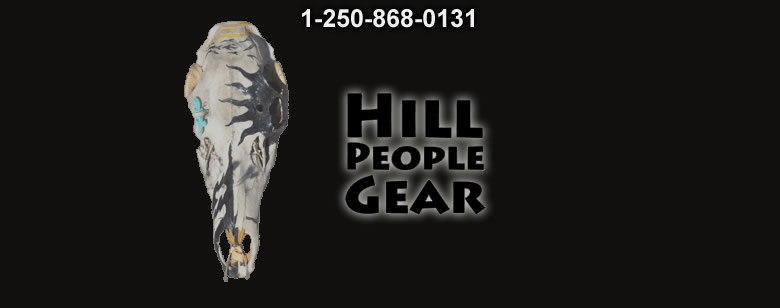Hill People Gear Snubby Kit Bag - Bushcraft Canada
