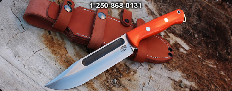 Barkriver Squad leader 2 Orange G10 - Bushcraft Canada