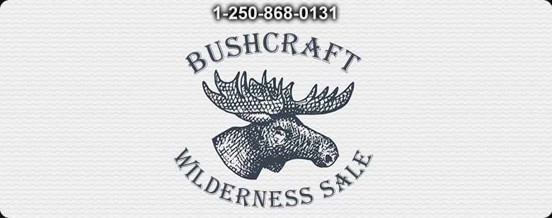 Samples etc Discounted - Bushcraft Canada