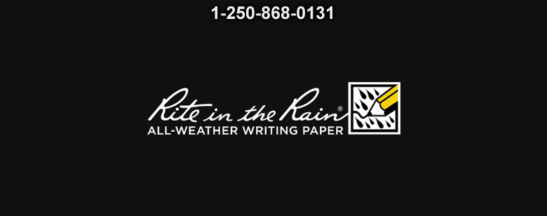 Rite in the Rain 146 Notebook - Bushcraft Canada