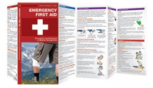 Emergency First Aid Fold-out Guide