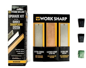 Work sharp Guided Sharpening system Upgrade Kit