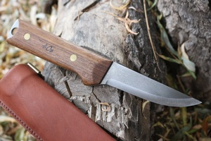 Roselli Wootz 40th Anniversary knife