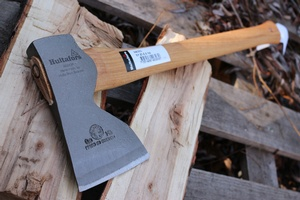 Hultafors Carpenters Axe Straight Handle