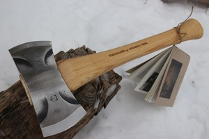 Council Tool Company Velvicut Saddle Axe