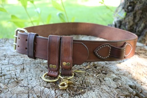 Canadian Bushcraft Gear Belt