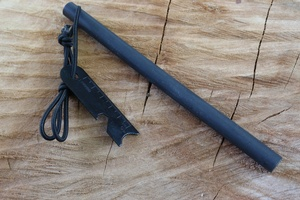 Bushcraft Big Bar Firesteel 1/2in x 8in