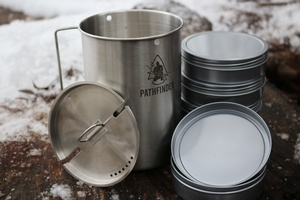 Pathfinder 48oz Cup and Lid Set with Nesting Tin Set