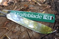 Helle Knives Lappland Blade Blank Photo