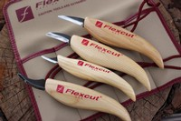 Flexcut 4 piece Carving Set Photo