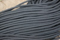 MIL SPEC Paracord BLACK 50FT