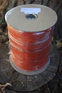 MIL SPEC Paracord INT Orange 1000FT Spool