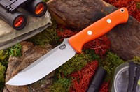 Barkriver Bravo 1.25 3V Blaze Orange G10 Ramped
