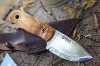 Helle Survivorman Neck knife Mandra Photo