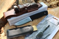 Bushcraft Custom leather F1 Kit