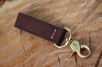 Bushcraft Leather Gear Attachement Trigger Clip