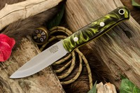 Barkriver Ultralite Bushcrafter Elmax Venom Kirinite Yellow Liner Photo