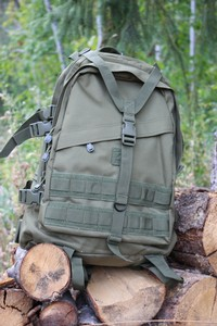 Transport Backpack Large OD Green Photo