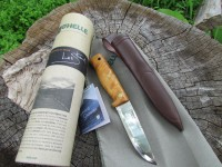 Helle Knives Temagami Stainless NEW MODEL Photo
