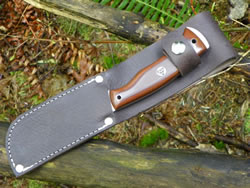Sheath of the Highland Bushcraft Knife